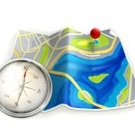 bigstock-Map-and-compass-vector-29941607